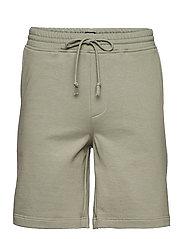 Sweat Shorts - LIGHT MOSS GREEN