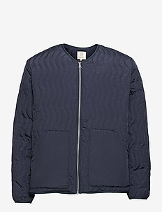 Antton Quilt Jacket - gewatteerd jassen - ink blue