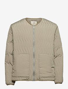 Antton Quilt Jacket - vestes matelassées - light moss green