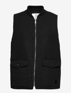 Roope Vest - veste - black