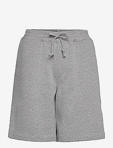 Sweat Shorts - casual shorts - light grey melange