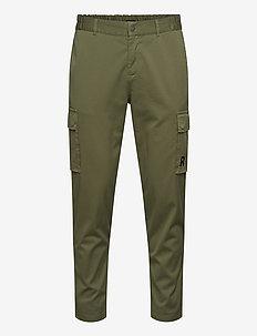 Cargo Pants - cargobyxor - moss green