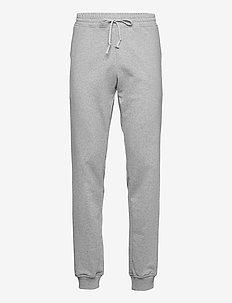 Slim Sweatpants - vêtements - light grey melange