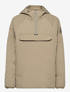 Tikki Anorak - anoraker - light moss green