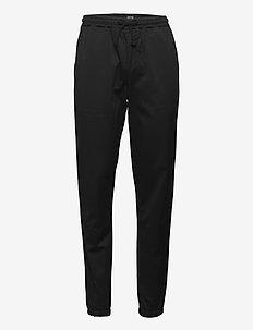 Anorak Pants - pantalons décontractés - black