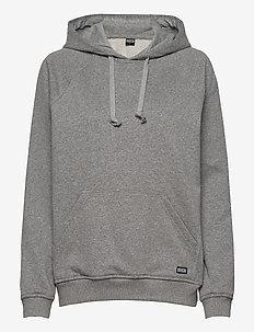 Classic Hoodie - sweats à capuche - light grey melange