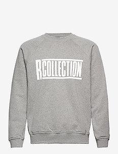 Classic Sweatshirt - sweats - light grey melange