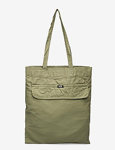 Anorak Bag - shopperit - moss green