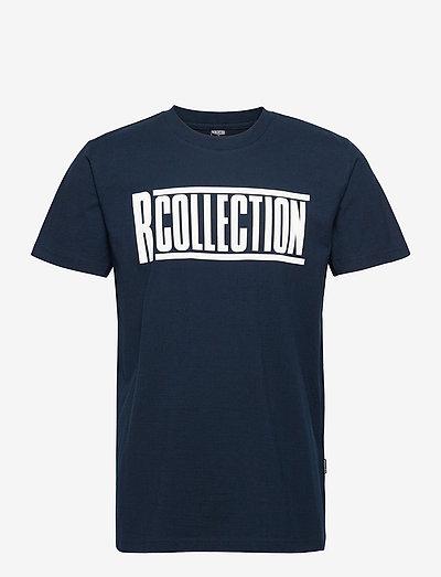 Classic T-Shirt - kurzärmelig - dark blue