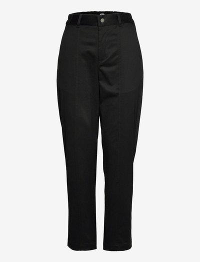 Lulu Pants - slim fit hosen - black