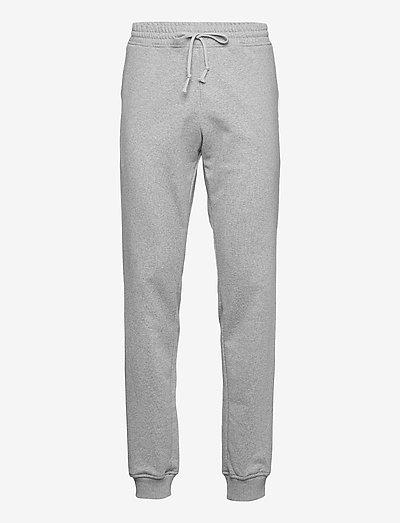 Slim Sweatpants - jogginghosen - light grey melange