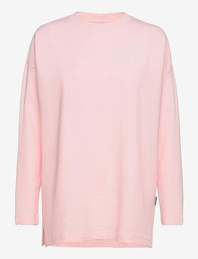 Ruska Sweatshirt - langärmlige blusen - cotton candy