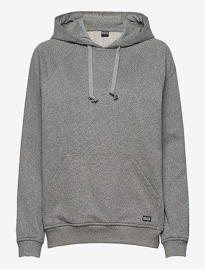 Classic Hoodie - kapuzenpullover - light grey melange