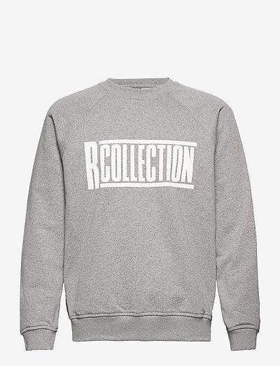 Classic Sweatshirt - oberteile - light grey melange