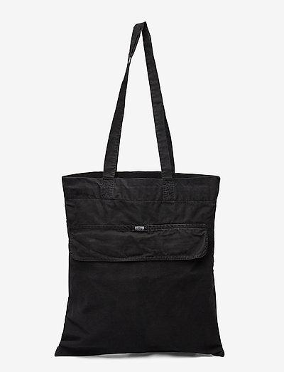 Anorak Bag - tote bags - black
