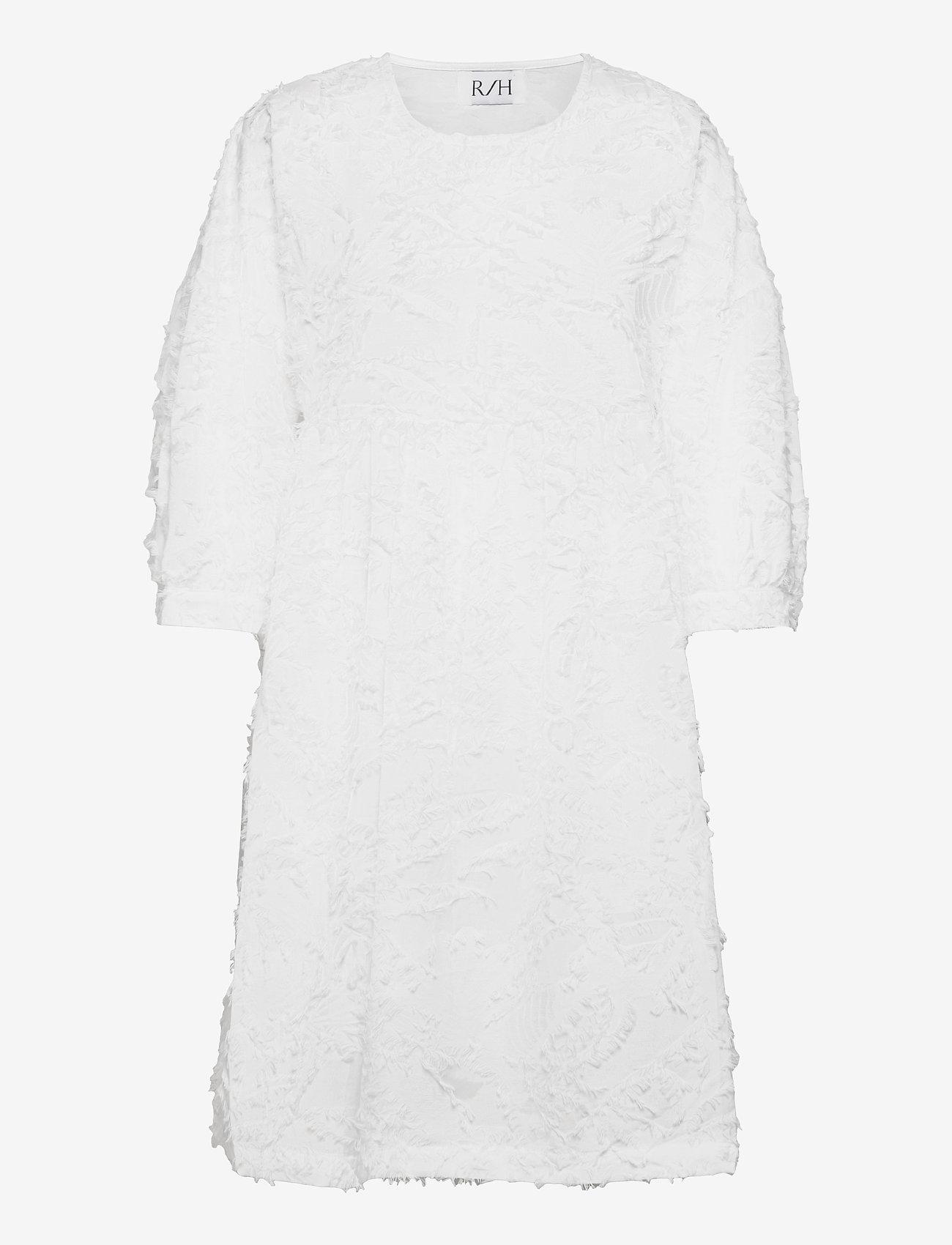 R/H Studio - Donna Dress - sommerkjoler - white - 1