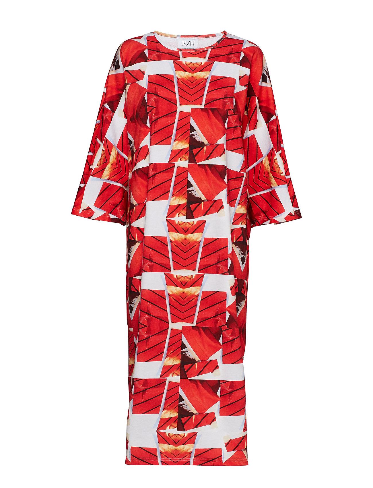 R/H Studio Mumba Dress - ROOF PRINT