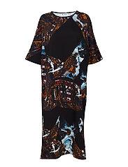 Mumba Dress - LAULU PRINT