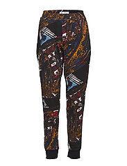 Jazz Trousers - LAULU PRINT