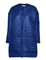 Bobi Coat - ELECTRO BLUE