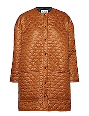 Bobi Coat - MUSTARD GOLD