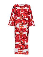 Mumba Dress - ROOF PRINT