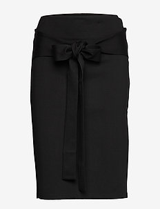 Debbie Skirt - midi - black