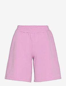 SUNDAY SHORTS - casual shorts - pastel lavendel