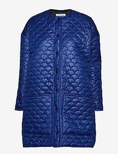 Bobi Coat - ELECTRO BLUE