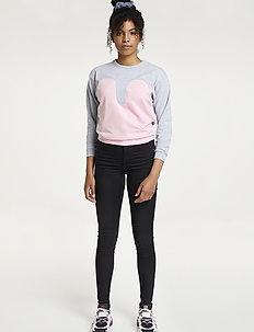 Magic Sweater - svetarit - off white/black