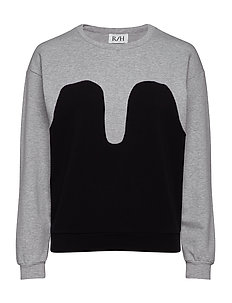 Magic Sweater - LIGHT GREY / BLACK