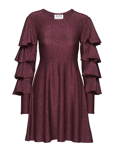 Blues Dress - SPARKLING RED