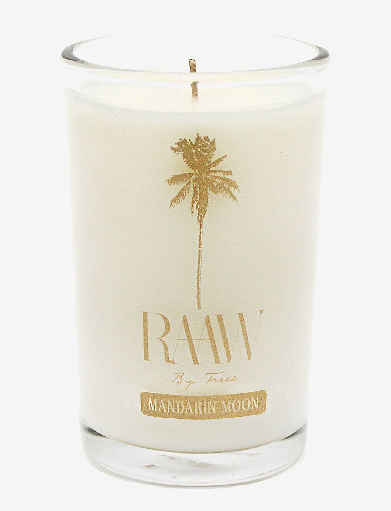 Raaw by Trice - MANDARIN MOON SCENTED CANDLE - duft - no color - 0