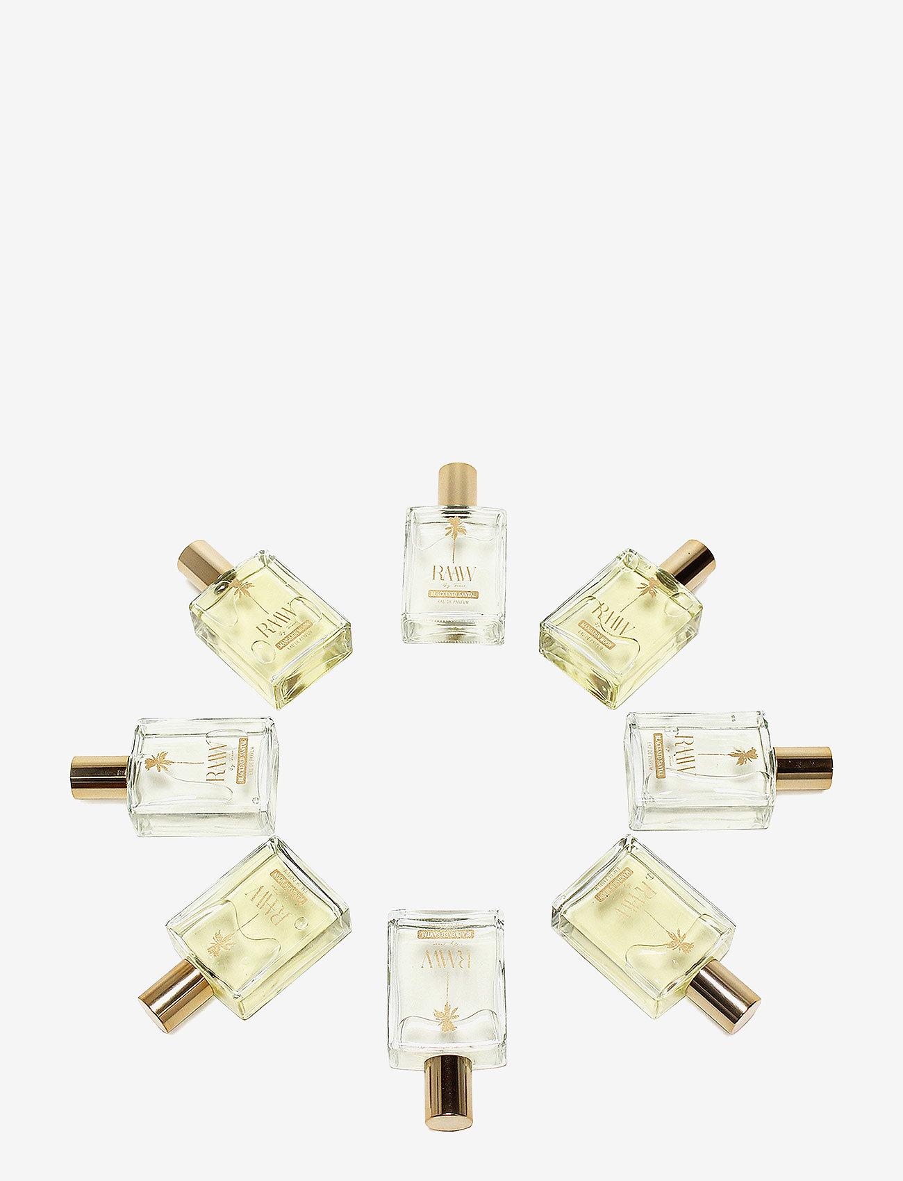 Raaw by Trice - blackened santal parfume oil - parfymeolje - no color - 1