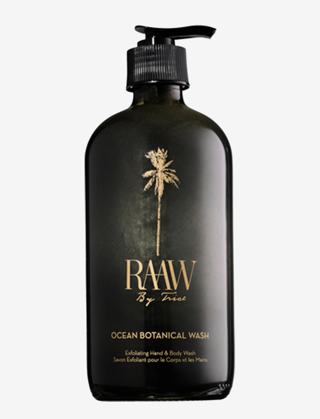 Raaw by Trice - Ocean Botanical Wash - shower gel - no colour - 0