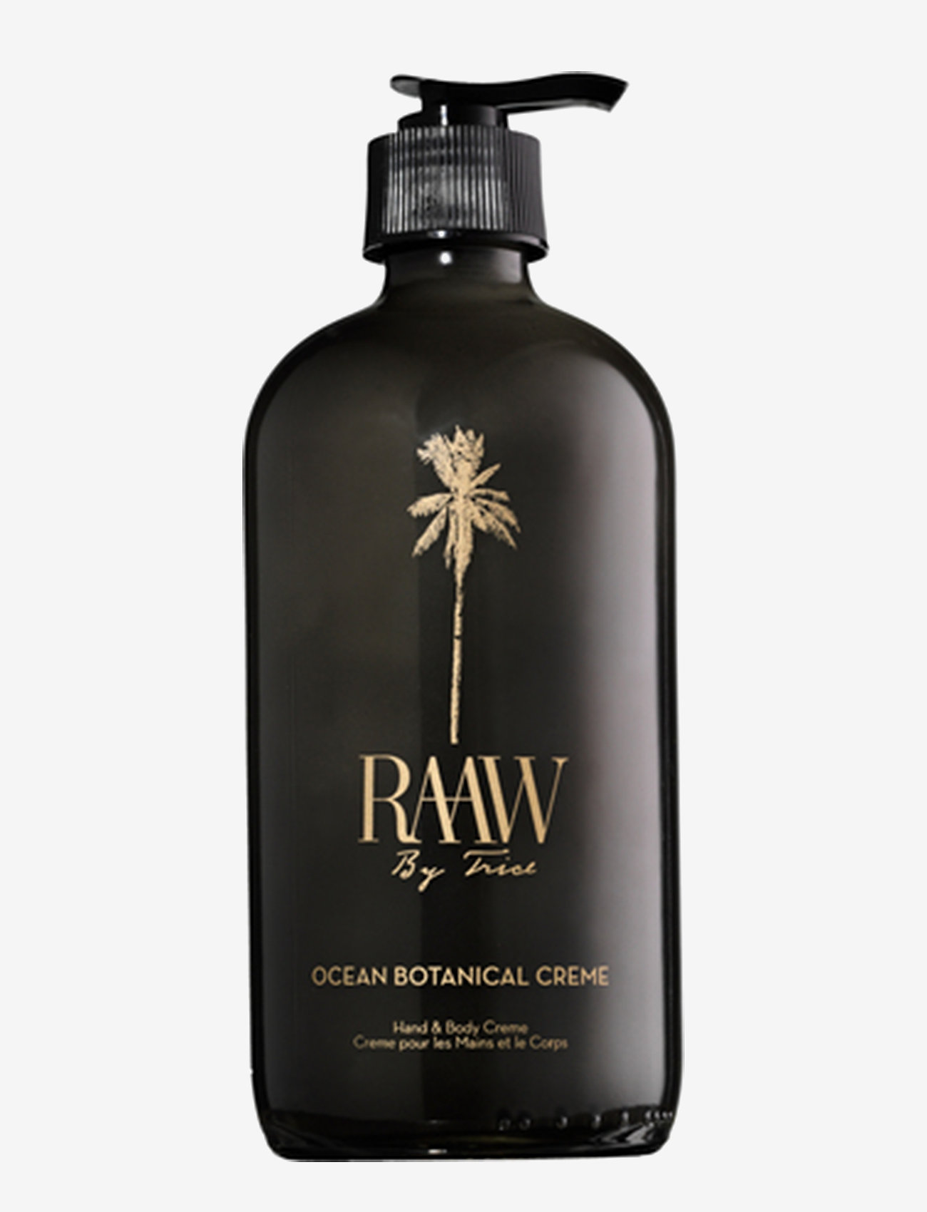 Raaw by Trice - Ocean Botanical Creme - body lotion - no colour - 0