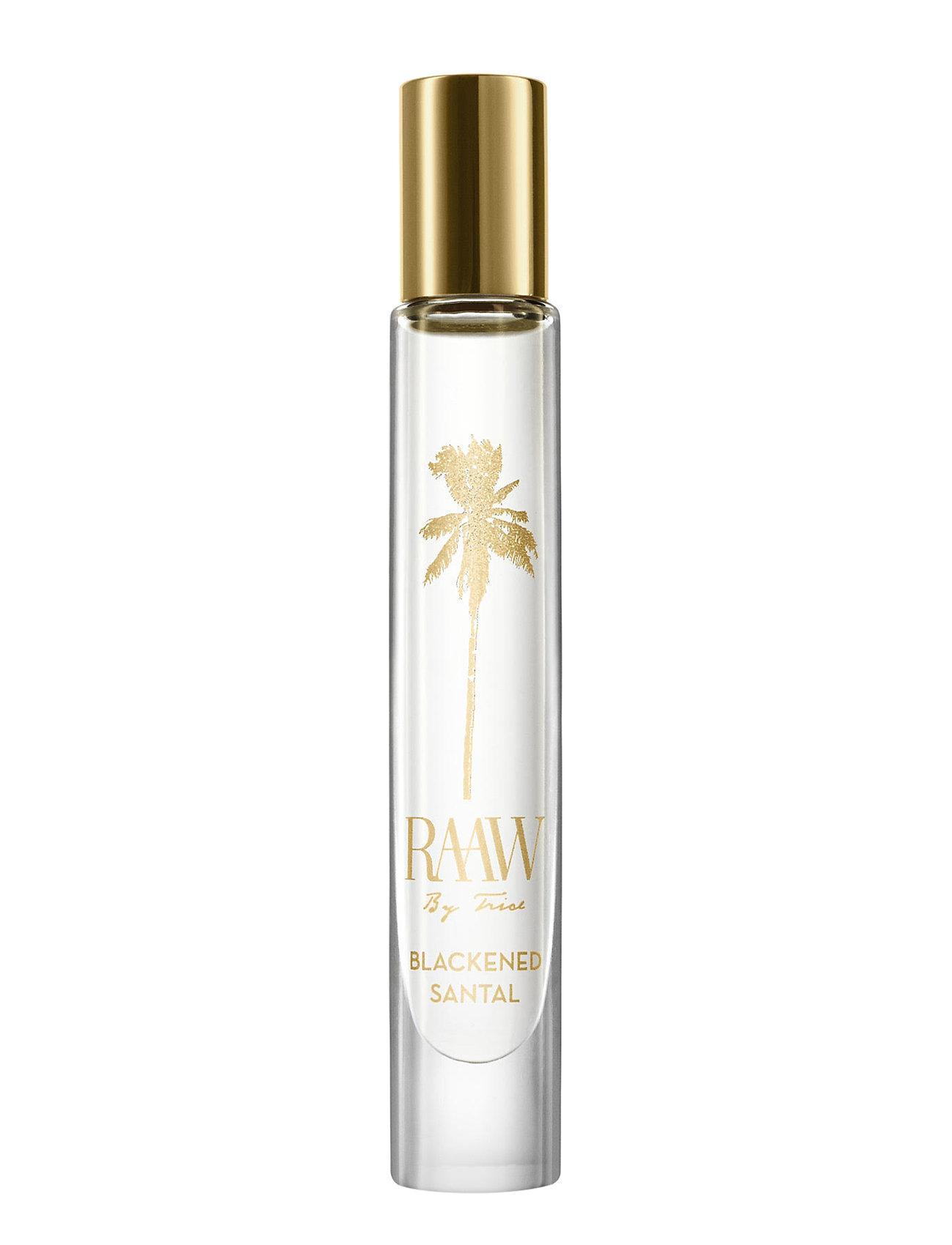 Raaw by Trice Blackened Santal parfume oil