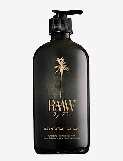 Ocean Botanical Wash - shower gel - no colour
