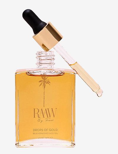 Drops of Gold facial oil - ansiktsoljer - no colour