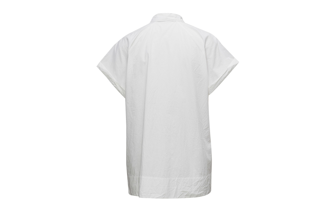 Cotton Messy Rabens Coton 100 Saloner Top White gExvwqAz
