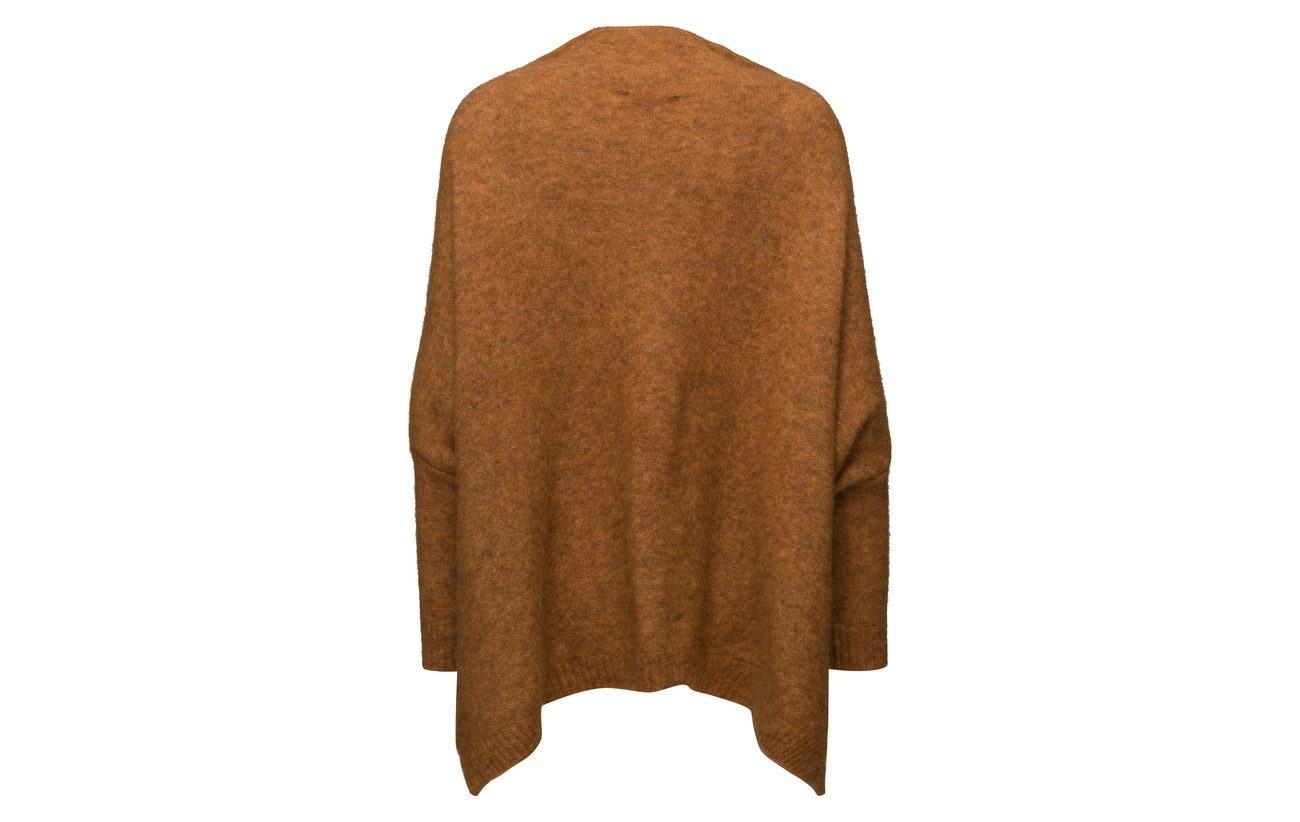 Burnt Mohair Mérino 29 Sweater Mohair Laine Rabens Saloner 6 34 Tunic Orange Viscose Pol IxqRTg6wH