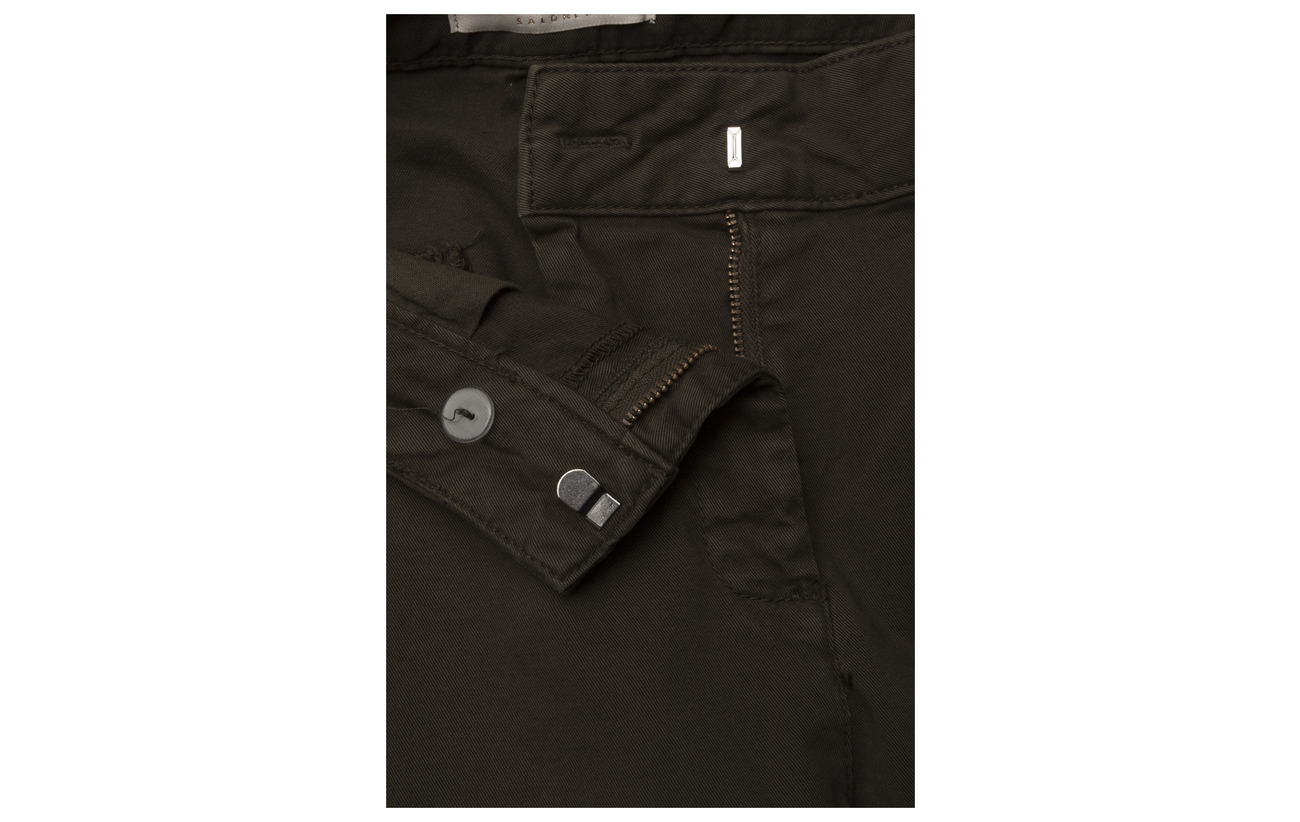 Pant Saloner 97 Fit Relaxed 3 Rabens Riding Coton Green Elastane 6qIFH7