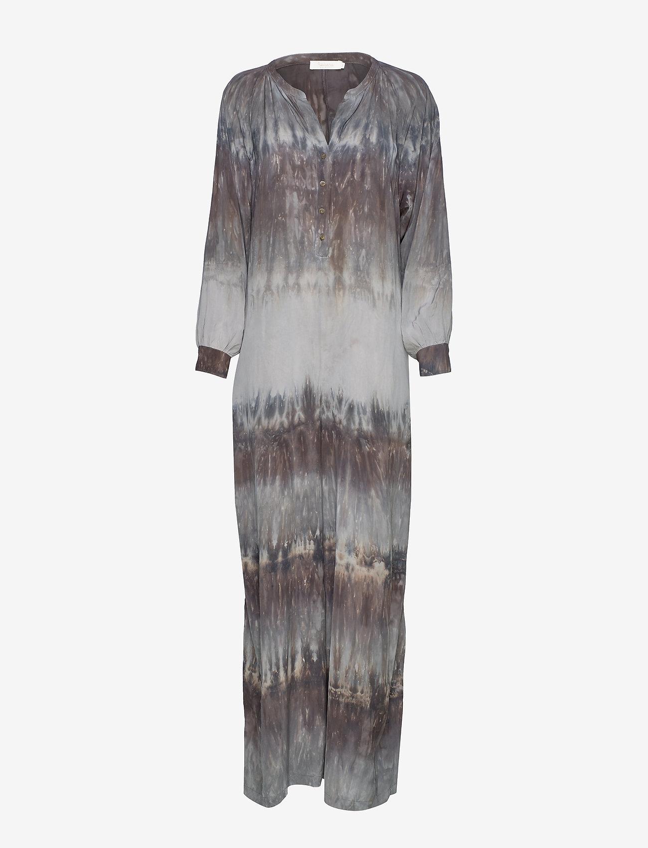 Rabens Saloner - Lone - jumpsuits - charcoal combo - 0