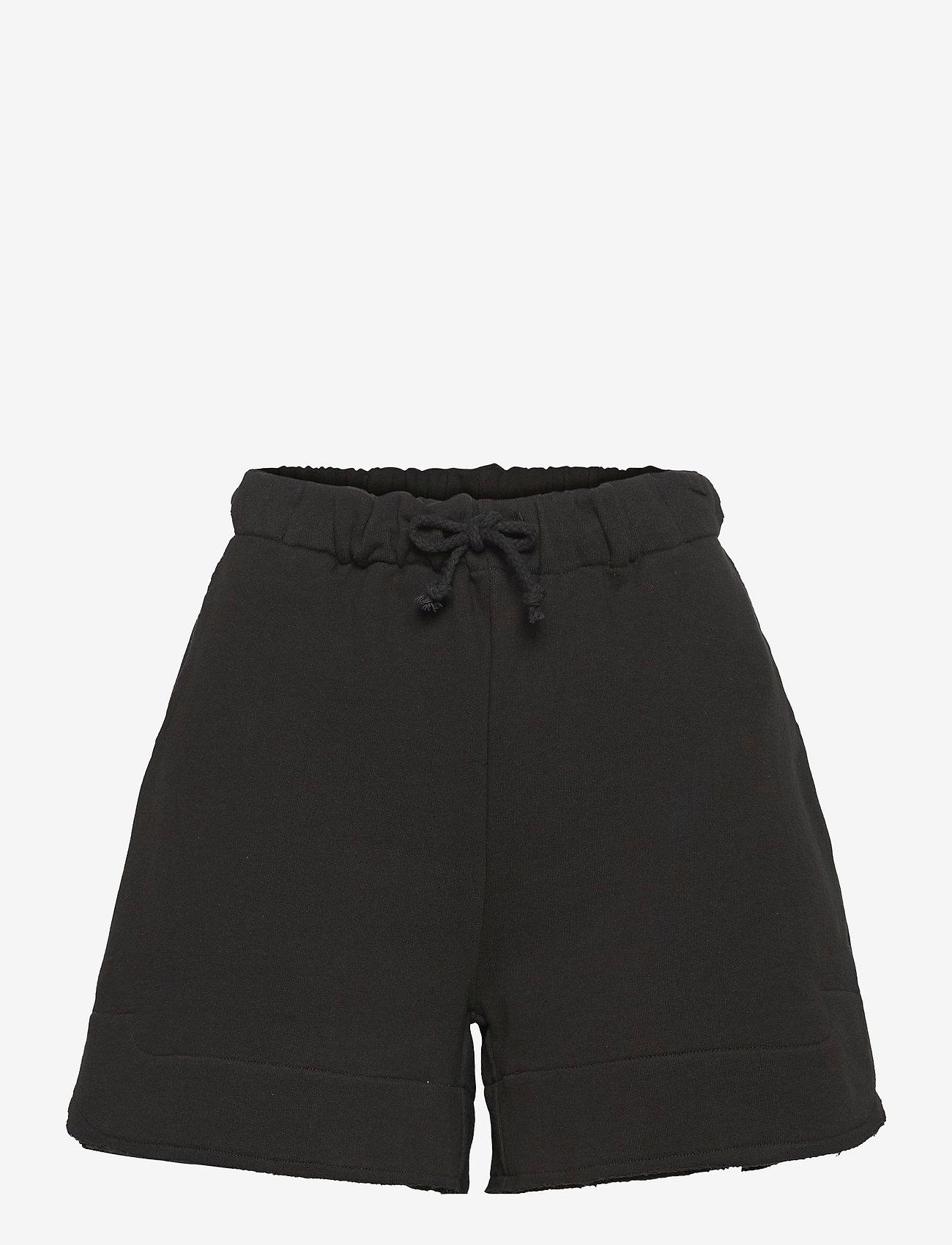 Rabens Saloner - Jetta - shorts casual - faded black - 0