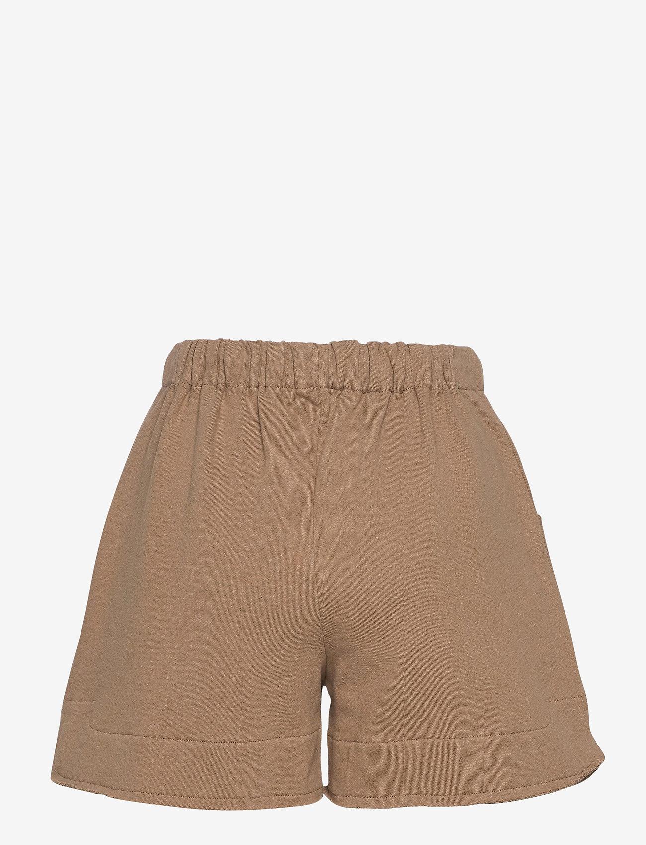 Rabens Saloner - Jetta - shorts casual - tobacco - 1