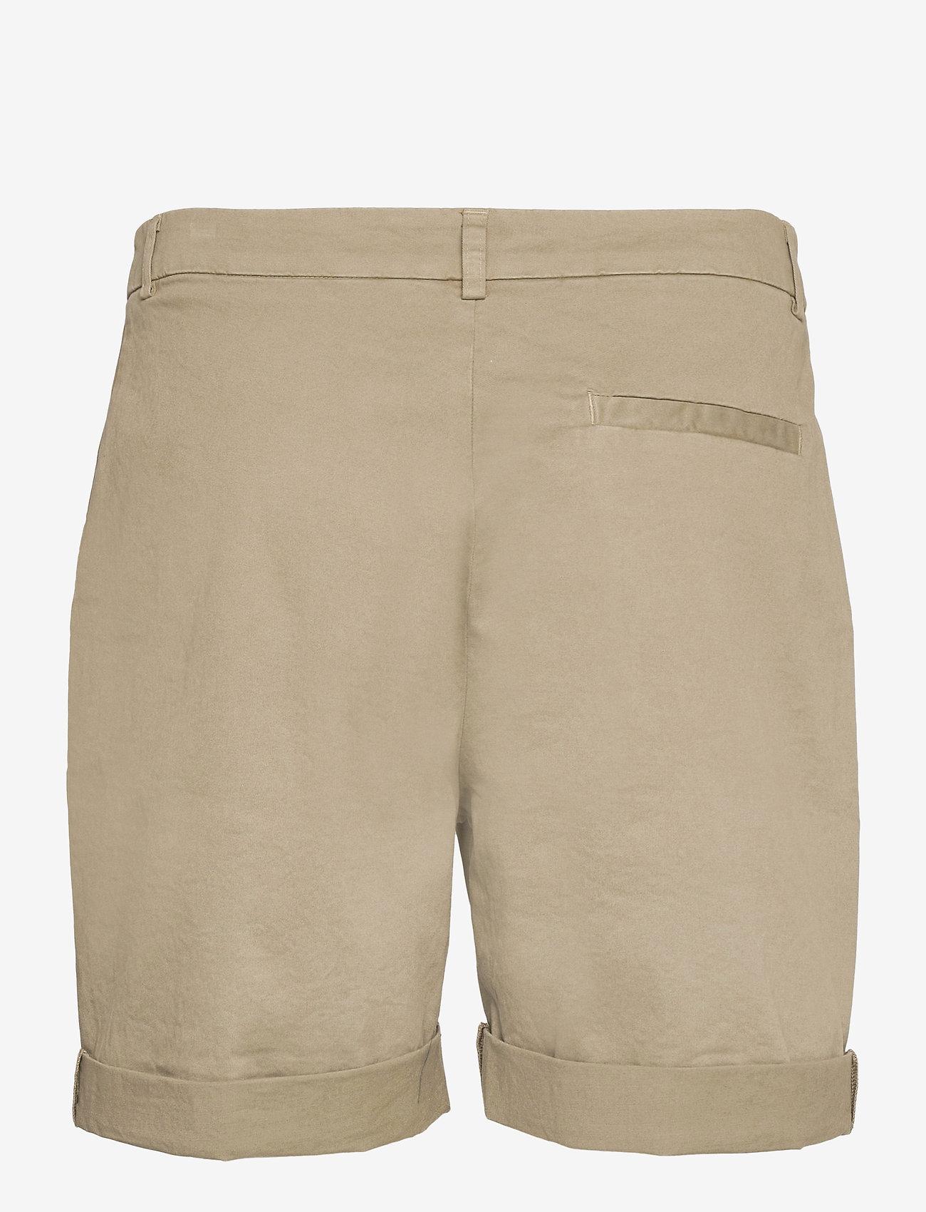 Rabens Saloner - Calina - chino shorts - army - 1