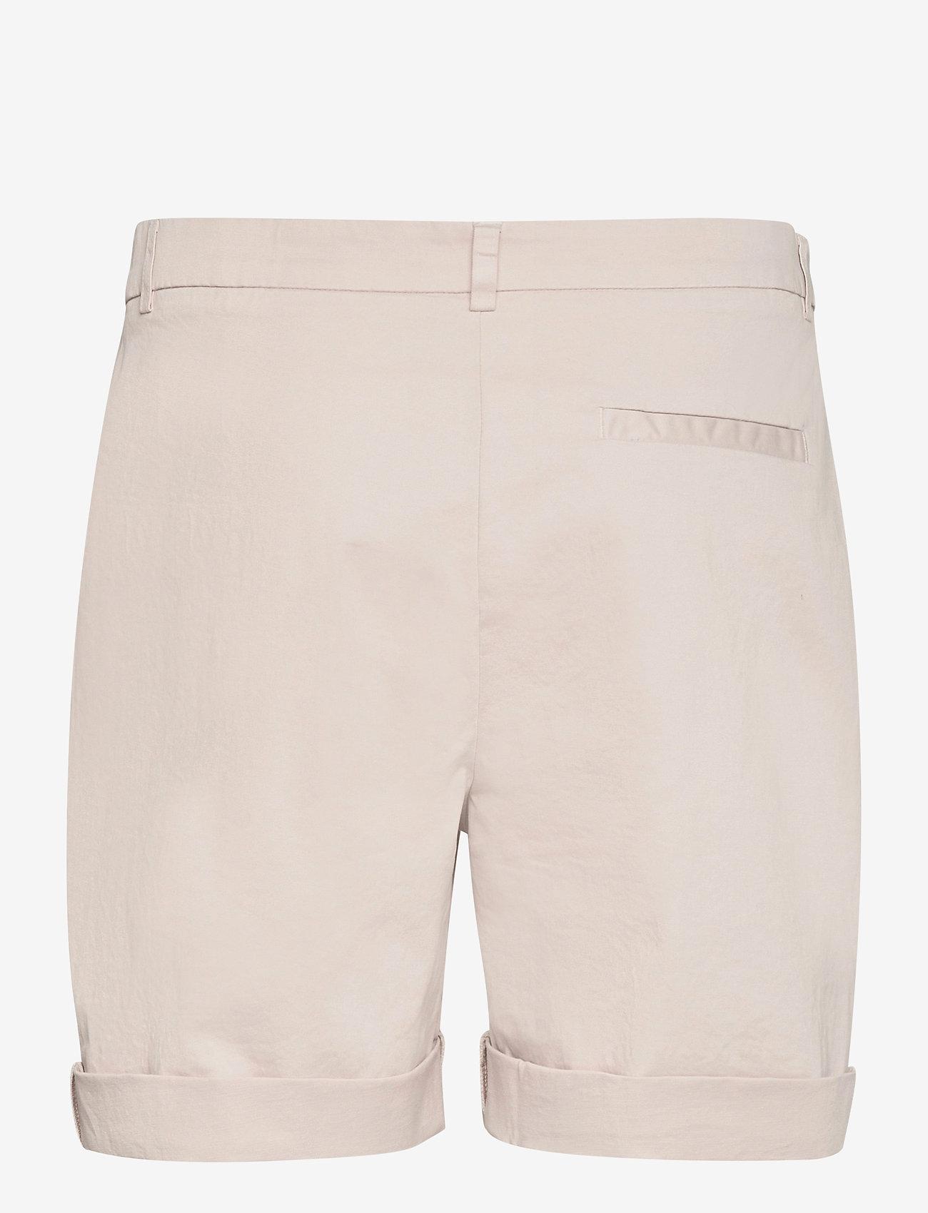 Rabens Saloner - Calina - chino shorts - off white - 1