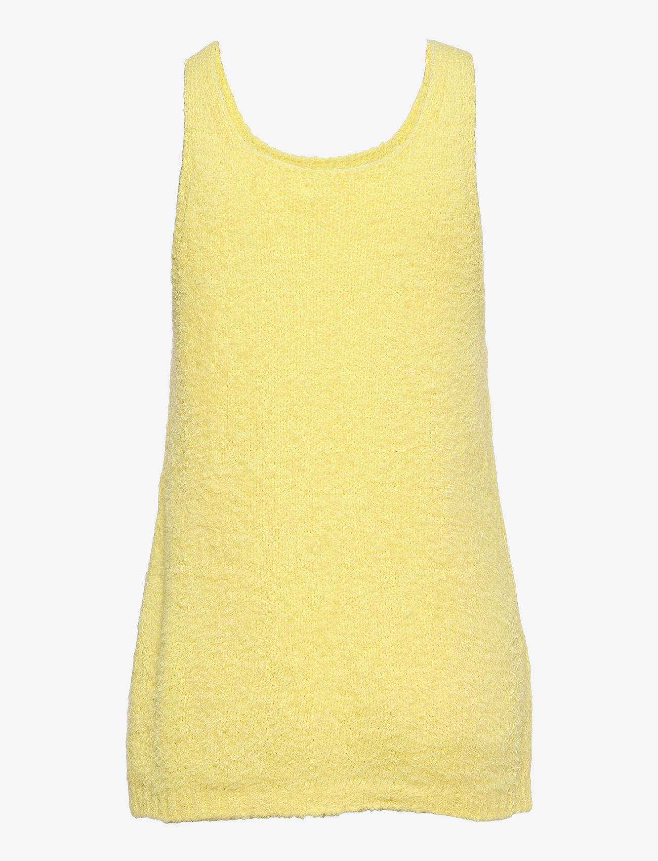 Rabens Saloner - Inka - t-shirt & tops - lemon - 1