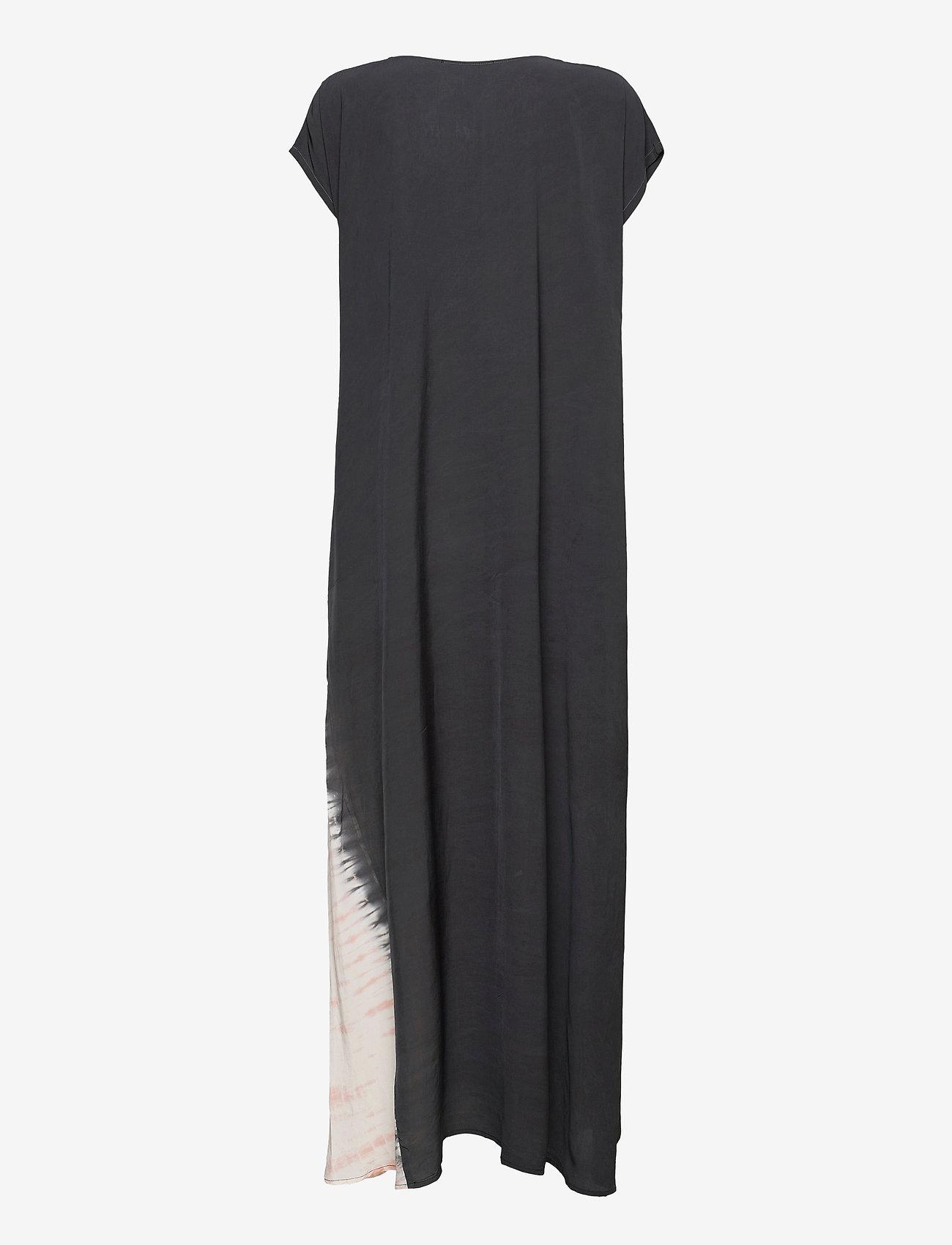 Rabens Saloner - Jada - maxi dresses - faded black combo - 1