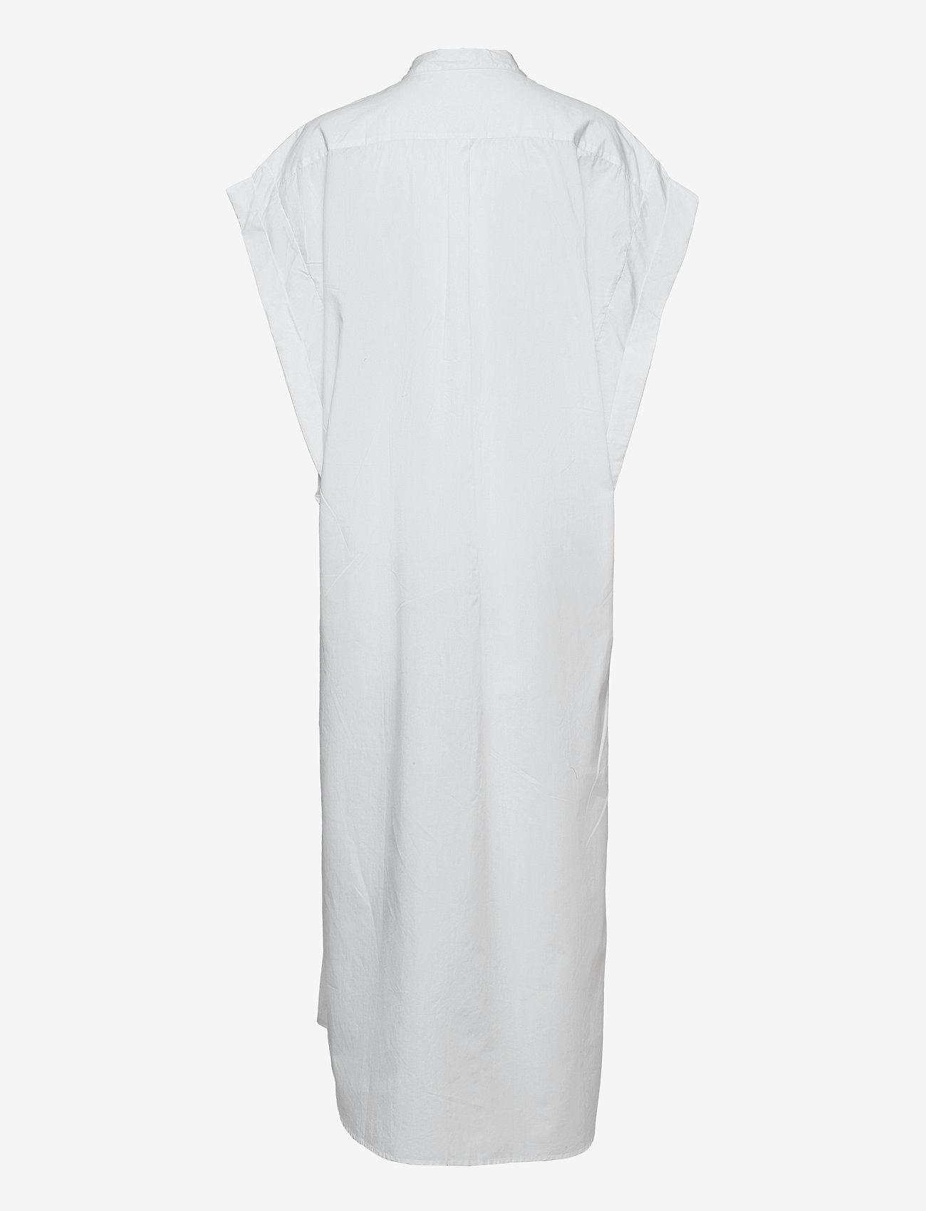Rabens Saloner - Caysa - maxi dresses - white - 1